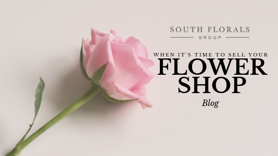 sell your flower shop - blog
